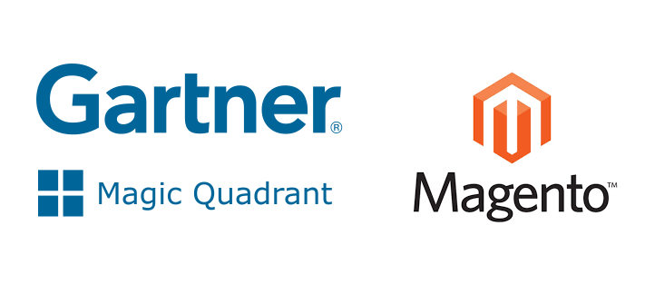 Magento lidera no Gartner Magic Quadrant 2019.